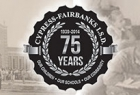 Anniversary Committee Announces 75 Influential Honorees